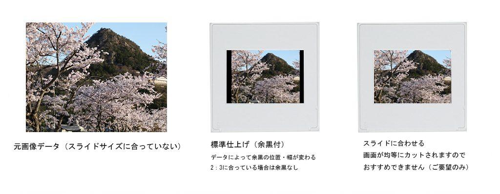 35mmスライド・ポジ制作